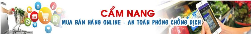 Cẩm nang mua bán hàng online mùa dịch